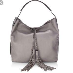 REBECCA MINKOFF 'ISOBEL' Tassel Leather HOBO Bag